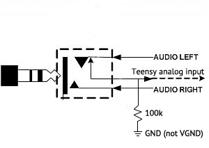 Damaged audio output when attempting headphone detection?