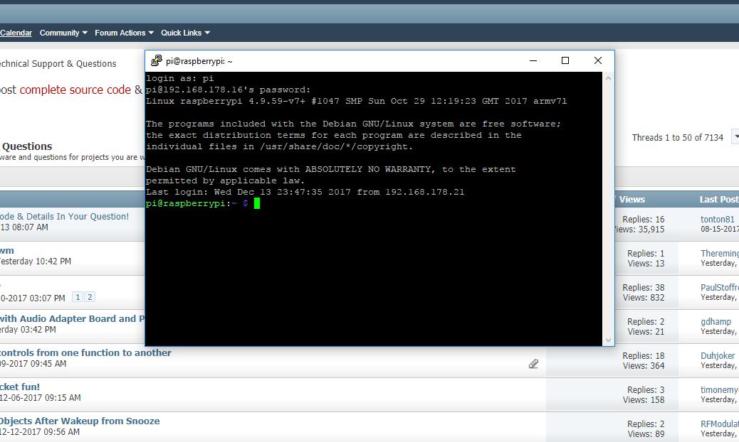 Teensy loader cli on fresh noobs raspbian install on raspberry pi