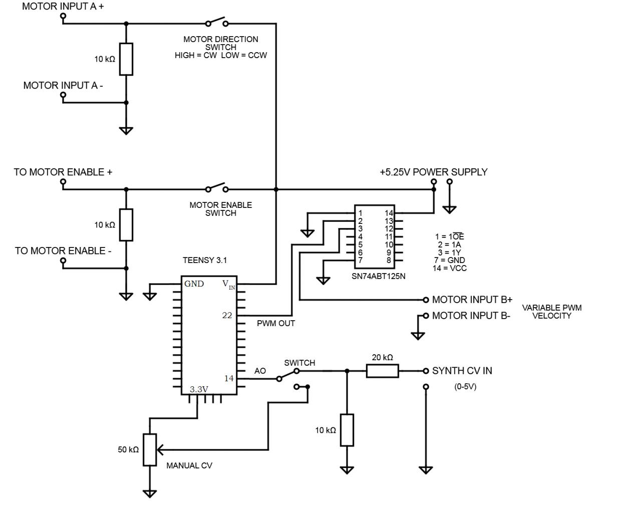 Ogo Pwm Wiring Diagram 7 Free For You Darlington Pair To Drive Dc Motor Schematic Hvac Diagrams Elsalvadorla