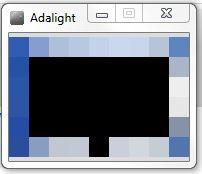 Using APA120 60 LEDs with Adalight