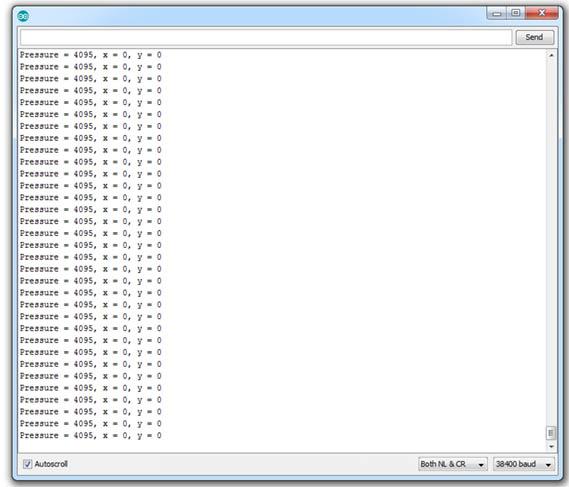 ILI9341 & XTP2046 Touch problems