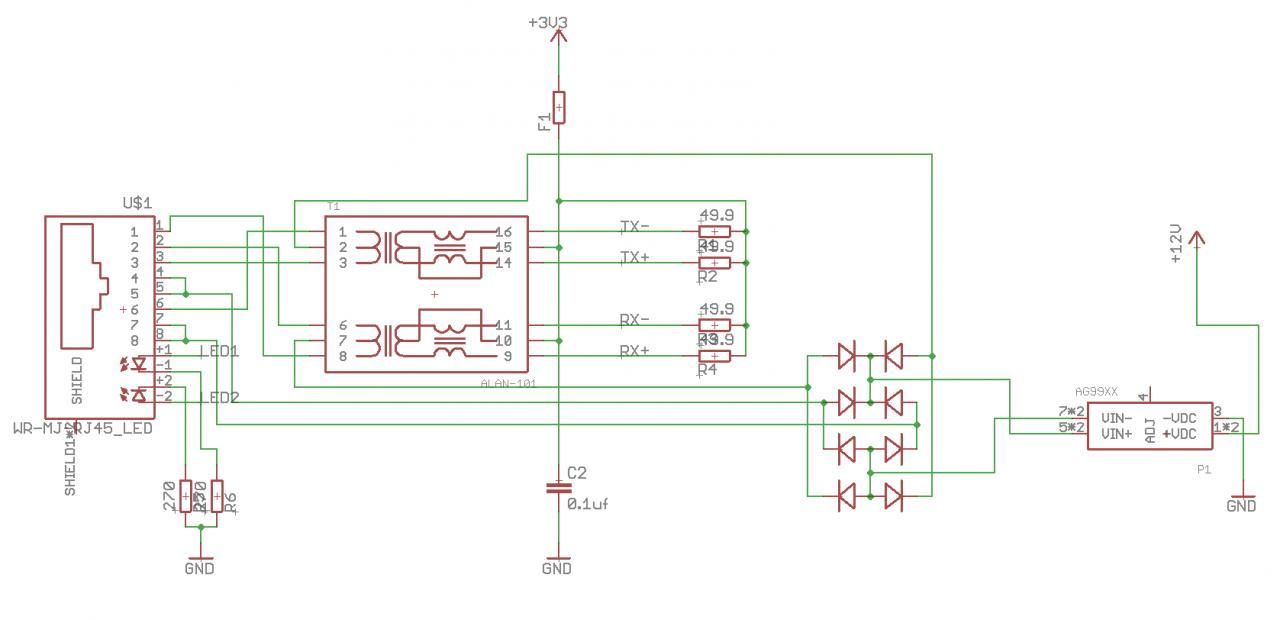 Beste Power Over Ethernet Schaltplan Fotos - Elektrische Schaltplan ...