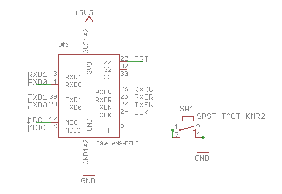 Pjrc Teensy Forum Something Like This Someone Posted It On Arduino Http Click Image For Larger Version Name T36lanshield