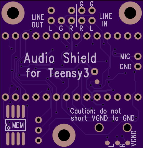 Audio For Teensy3 - What Features Would You Want? - Page 4