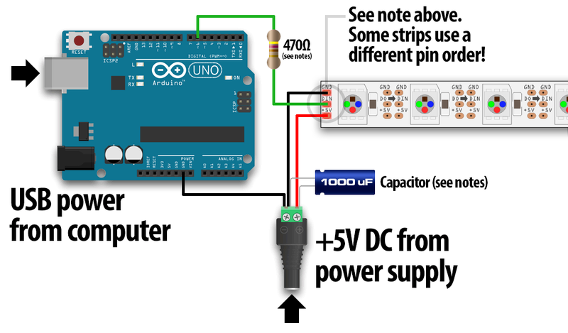 College Project using Teensy – Led Id Wiring Diagram