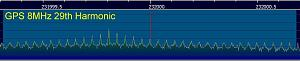 Click image for larger version.  Name:GPS 8MHz 29th Harmonic 01.jpg Views:24 Size:25.0 KB ID:16390