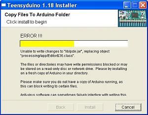 Click image for larger version.  Name:Error_Teensyduino_1.18_Installer.jpg Views:189 Size:90.1 KB ID:1523