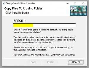 Click image for larger version.  Name:Teensy-installer-error.jpg Views:267 Size:20.9 KB ID:5007