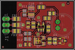 Click image for larger version.  Name:Mic PCB.jpg Views:224 Size:257.3 KB ID:9558