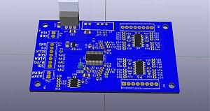 Click image for larger version.  Name:ADC Board mk2.jpg Views:111 Size:113.2 KB ID:11778