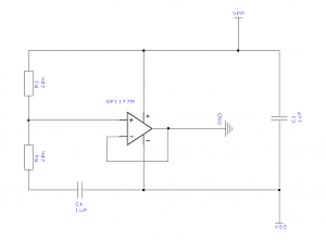 Click image for larger version.  Name:virtual ground circuit_decoupled.png Views:10 Size:14.3 KB ID:22675