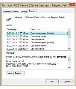 Click image for larger version.  Name:USB events tab.JPG Views:228 Size:52.8 KB ID:4953