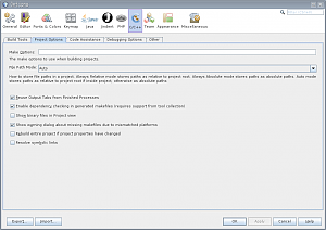 Click image for larger version.  Name:NetbeansBuildProjectOptions.png Views:72 Size:55.1 KB ID:8387