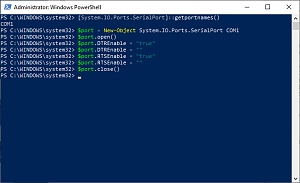 Click image for larger version.  Name:Powershell.png Views:7 Size:24.0 KB ID:23299