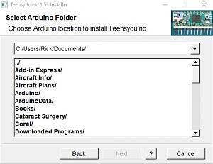 Click image for larger version.  Name:Teensyduino install.jpg Views:21 Size:41.3 KB ID:24157