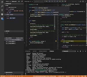 Click image for larger version.  Name:platformio-ide-vscode.png Views:372 Size:290.4 KB ID:12884