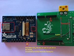 Click image for larger version.  Name:TFT+PCB.jpg Views:384 Size:135.4 KB ID:4032