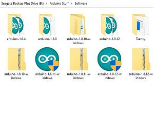 Click image for larger version.  Name:IDE Folder.JPG Views:2 Size:39.1 KB ID:20196