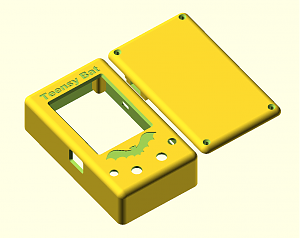 Click image for larger version.  Name:Teensy_Bat_box_OpenSCAD.png Views:0 Size:78.7 KB ID:20768