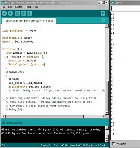 Click image for larger version.  Name:encoder choppy.JPG Views:1130 Size:75.8 KB ID:4644
