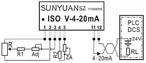 Click image for larger version.  Name:www.szsunyuan.com - ISO V-4-20mA - 4-20MA LOOP POWERED CONVERTERPJw.jpg Views:71 Size:38.7 KB ID:10416
