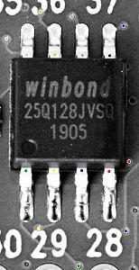 Click image for larger version.  Name:Teensy 4.1 Flash memory pin checking.jpg Views:11 Size:88.6 KB ID:21596