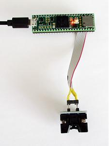 Click image for larger version.  Name:Teensy 4.1 Flash Adapter 0001.jpg Views:6 Size:52.7 KB ID:21603
